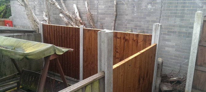 Fence Repairs Brentwood